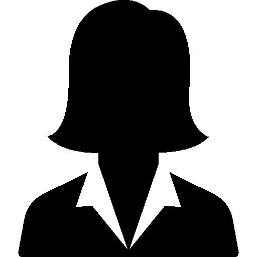 Icon Frau anonymisiert